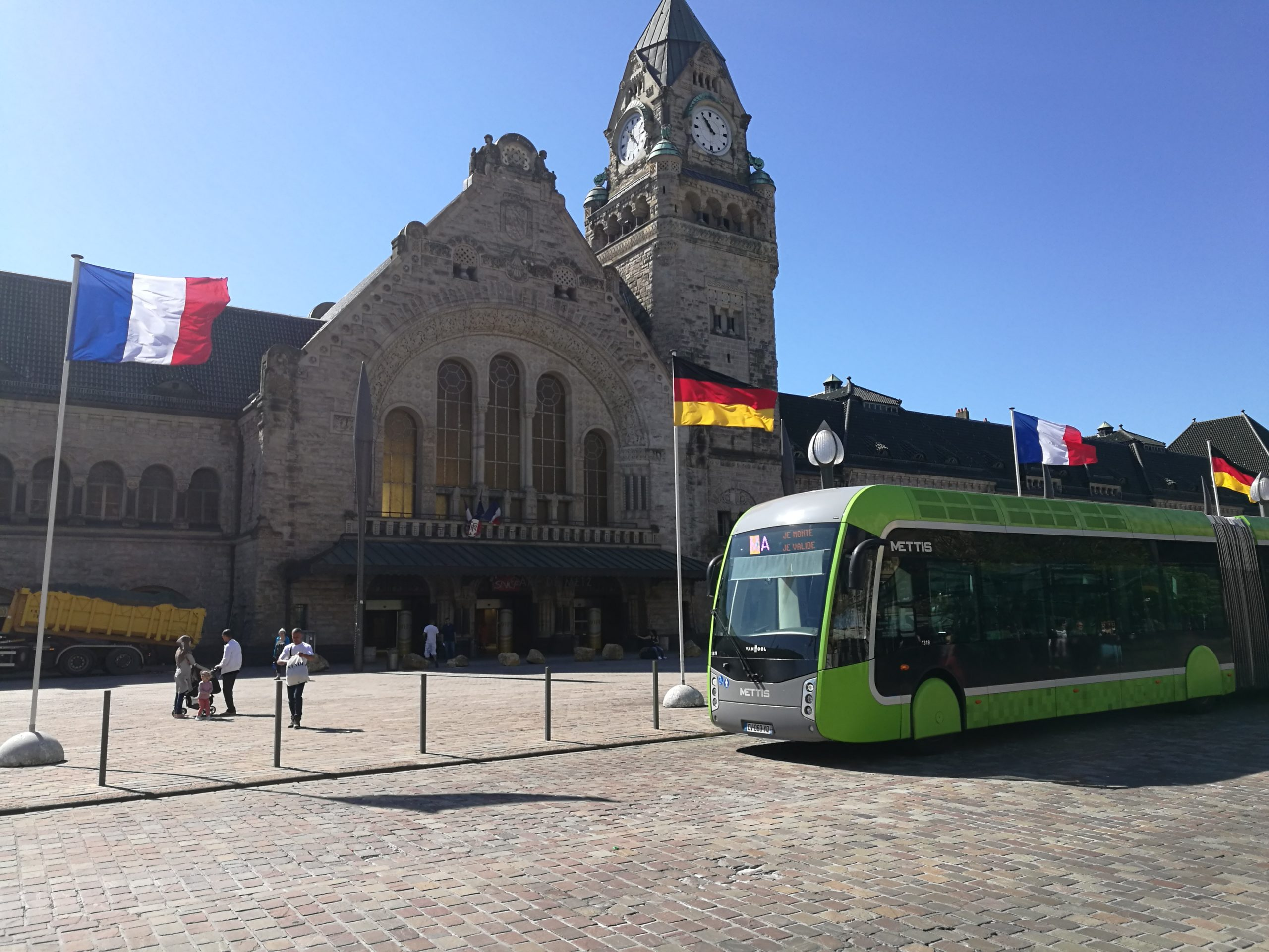 Leben In Metz Deutsch Franzosisches Hochschulinstitut Dfhi